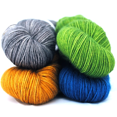 Eden Cottage Yarns BFL Sock