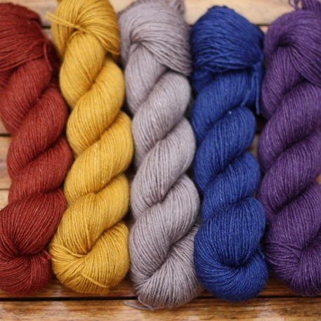 Eden Cottage Yarns Milburn 4 ply