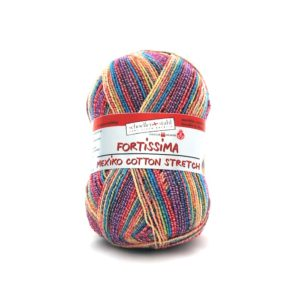 Socka Mexiko Cotton Stretch sock yarn