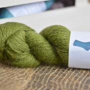 Alpaca Sock Yarn Moss