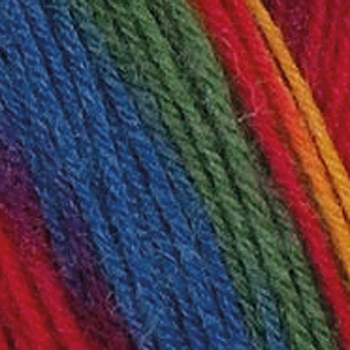 King Cole Zig Zag 4 Ply Sock Yarn -rhapsody-745