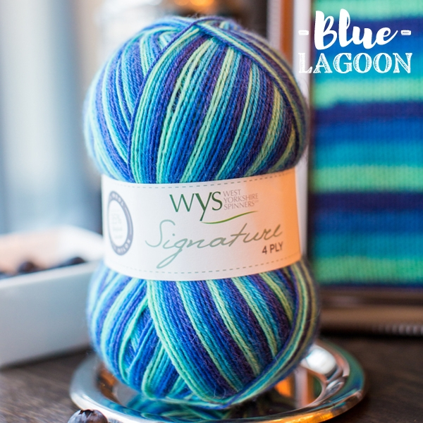 WYS Blue_Lagoon sock yarn