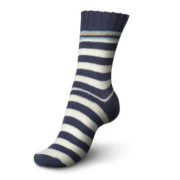 Regia Pairfect Stripe Sock Yarn 1341-Rugen