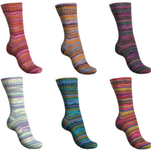 Regia Sock Yarn Kaffe-Fassett-Collage-x