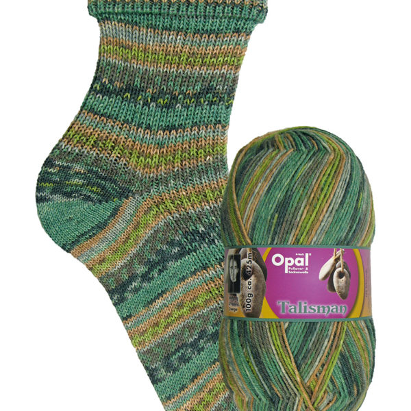 Opal 9275-satisfaction sock yarn
