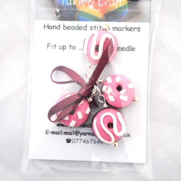 Doughnut Stitch Markers