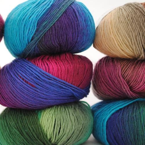 Mini Mochi sock yarn