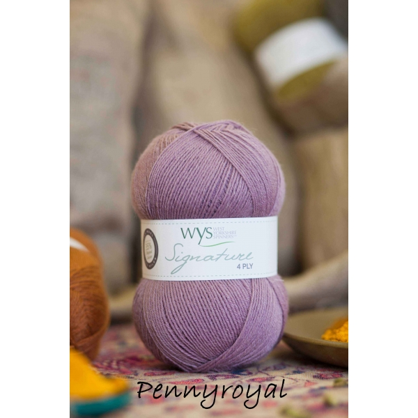 WYS Spice Rack Pennyroyal