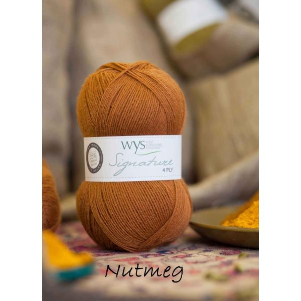 WYS Spice Rack Nutmeg