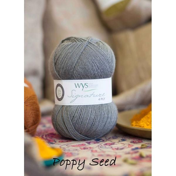 WYS Spice Rack Poppy Seed