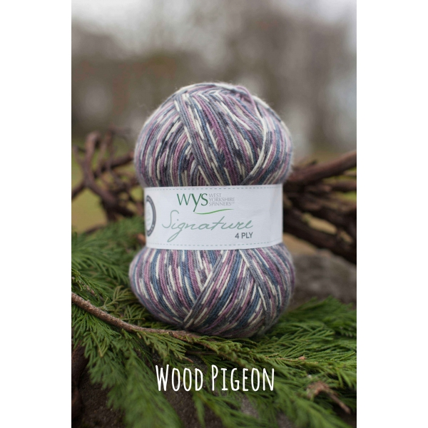WYS Country Birds Wood Pigeon