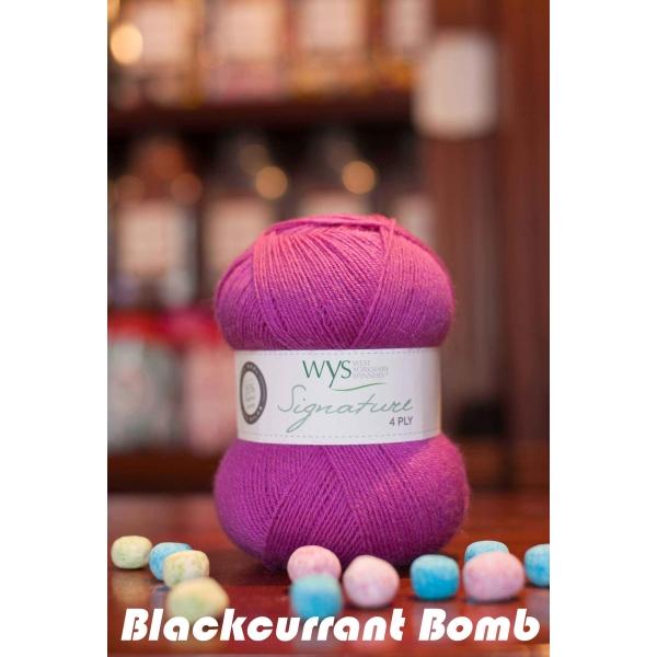 Blackcurrant Bomb