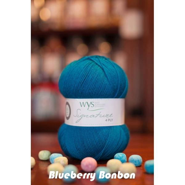 Blueberry Bonbon