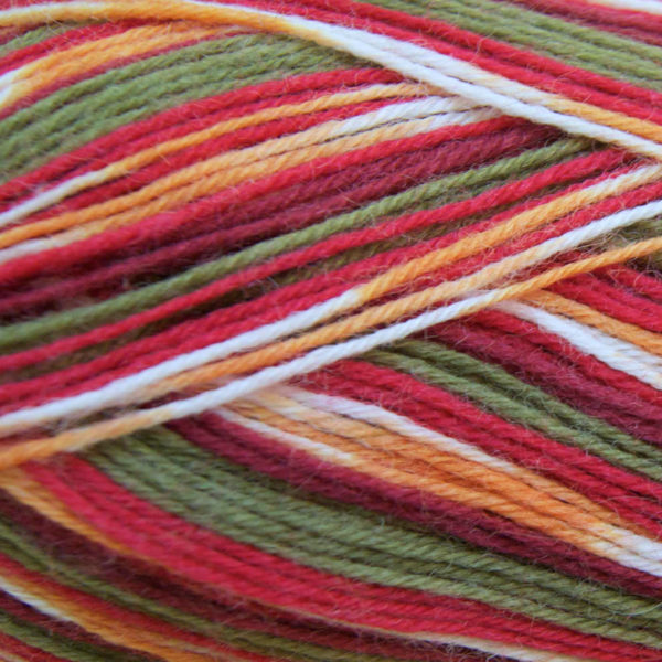 King Cole Zig Zag 4 Ply Sock Yarn rustic-763