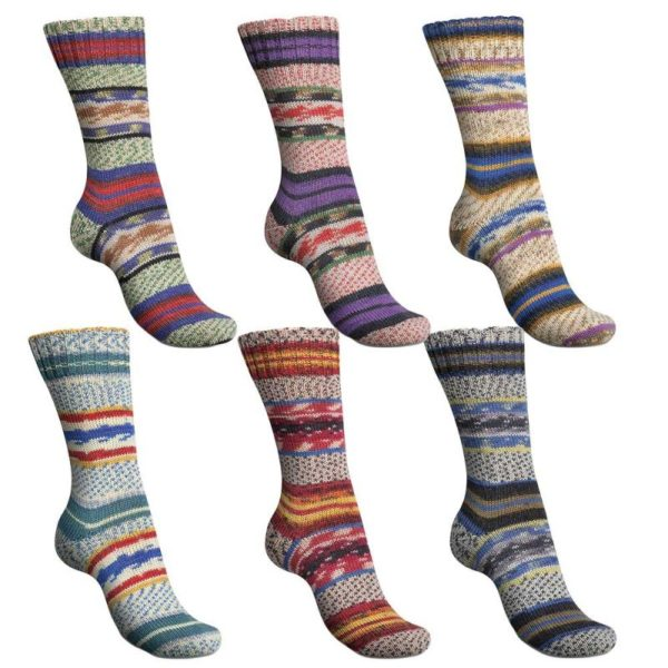 Regia Arne Carlos Sock Yarn Edition 3