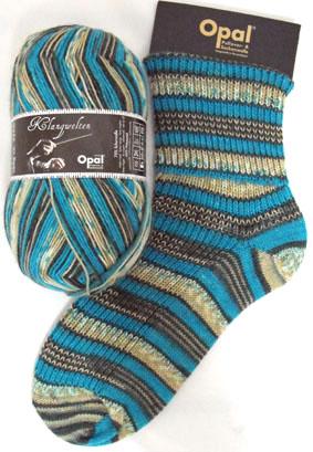 Opal Sock Yarn Klangwelten Baton_9044