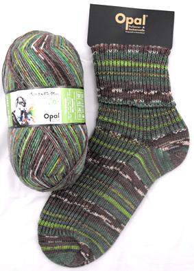 Opal Sock Yarn Moments_Joy 9082