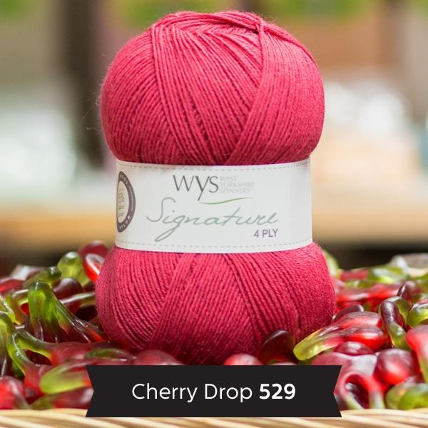 WYS Cherry Drop