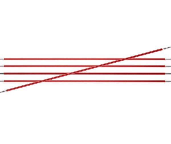 Knit Pro Zing DPN 2.5mm Garnet
