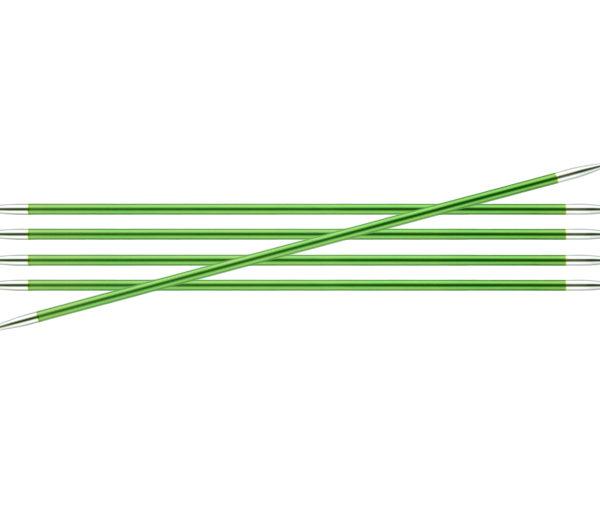 Knit Pro Zing DPN 3.5mm Chrysolite