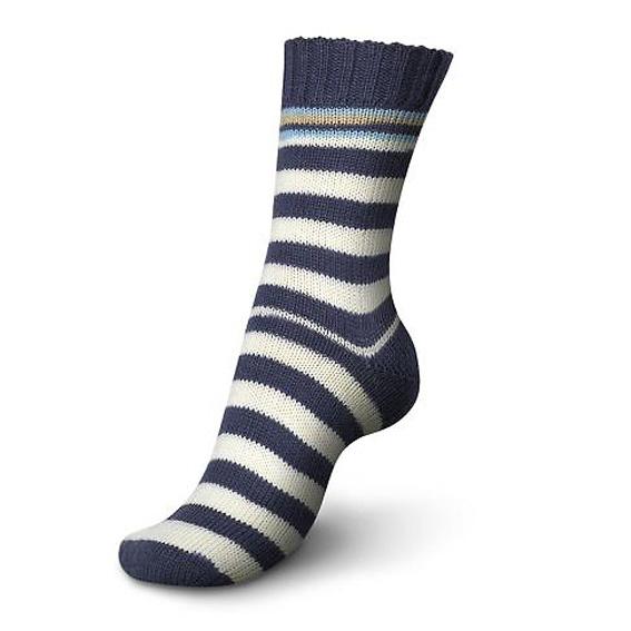 Regia Pairfect Stripe Sock Yarn 1341-Rugen