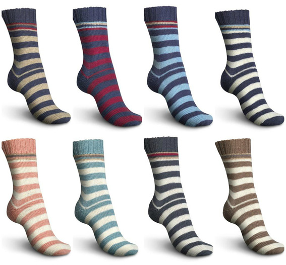 Regia Pairfect Stripe Sock Yarn