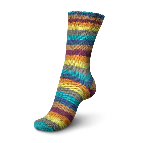 Regia Stripemania 6 Ply Sock Yarn 6363-leaves