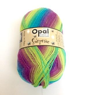 Opal surprise sock yarn 4065