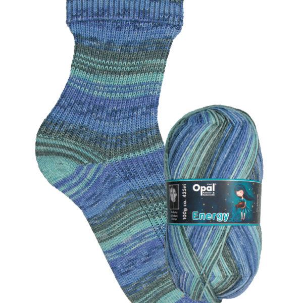 9407 activity opal energy sock yarn