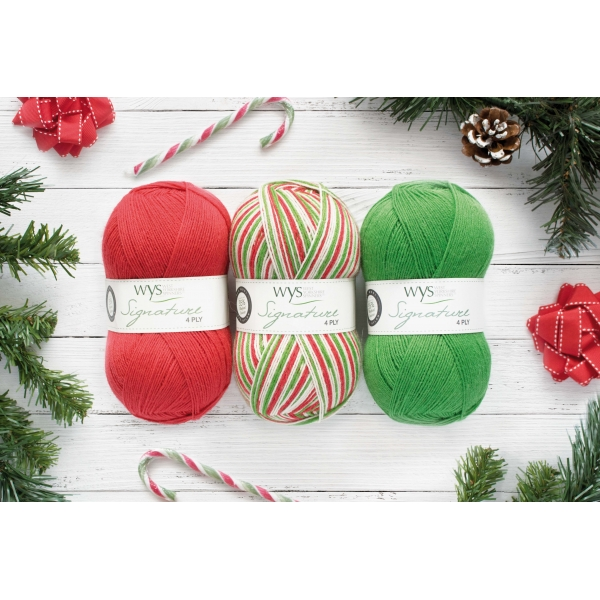 WYS CandyCane accents