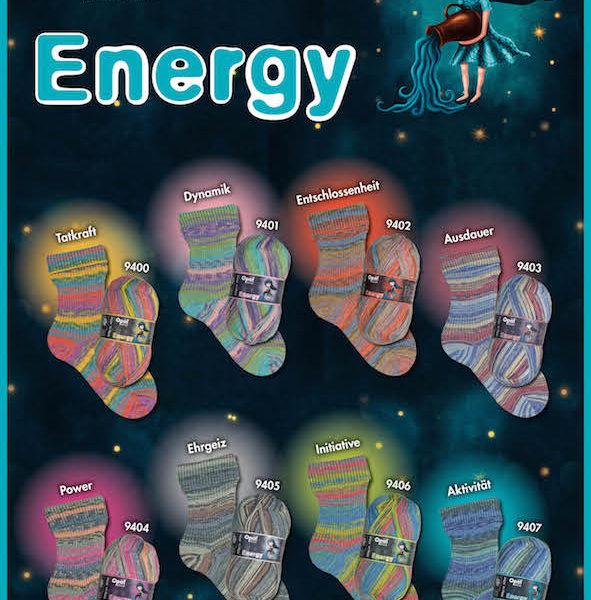 opal energy sock yarn