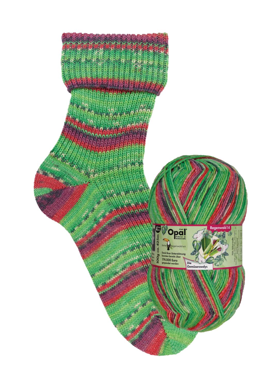 Opal Rainforest Sock Yarn The Sock Yarn Shop