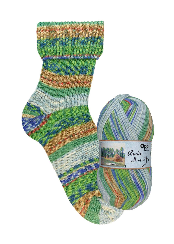 Opal Claude Monet 4 Ply The Sock Yarn Shop